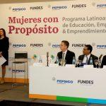 PepsiCo y Fundes lanzaron el Programa Mujeres con Propósito